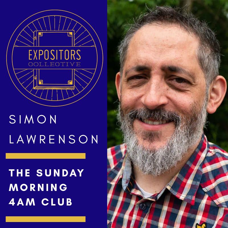 Expositors Collective 73 - Simon Lawrenson